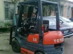 Погрузчик Toyota 6FG14 на 1.35 тонны
