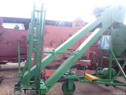 Погрузчик зерна зернометатель новый ЗМ-60 модернизированный