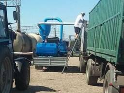 Погрузка и разгрузка зерна ЖД-вагоны по Украине - фото 3
