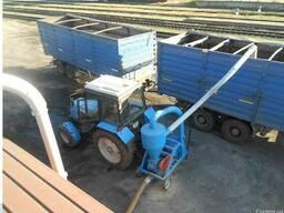 Погрузка и разгрузка зерна ЖД-вагоны по Украине - фото 4