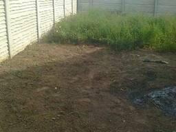 Покосить траву на участке. Покос трав. Скосить траву.