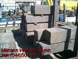Поковка сталь ШХ15СГ диаметром 200 мм