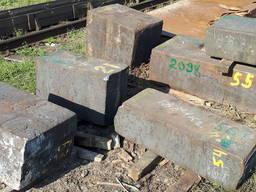 Поковка 250х470х690мм сталь 20Х13