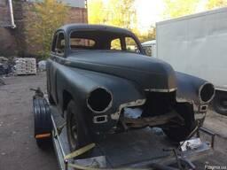 Покраска авто, кузовний ремонт автомобіля.