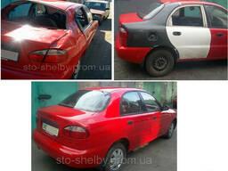 Покраска авто в Днепропетровске