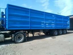 Покраска рам и кузовов грузовых автомобилей на выезд