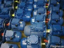Покупаем электродвигатели 110 кВт/ 3000 об/мин, лапы