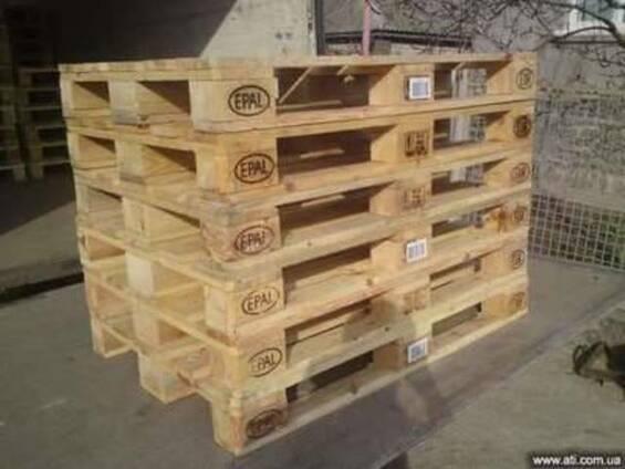 Покупаем Европоддоны деревянные и пластиковые новые и б/у