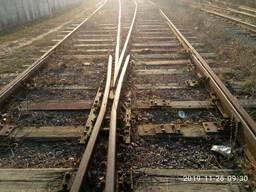 Демонтаж железнодорожного пути