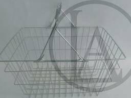 Покупательская корзина для супермаркета