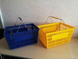 Покупательские корзины 25 л