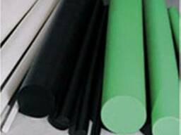 Полиэтилен РЕ-500, стержни, диаметр 20-200 мм, длина 1000 мм