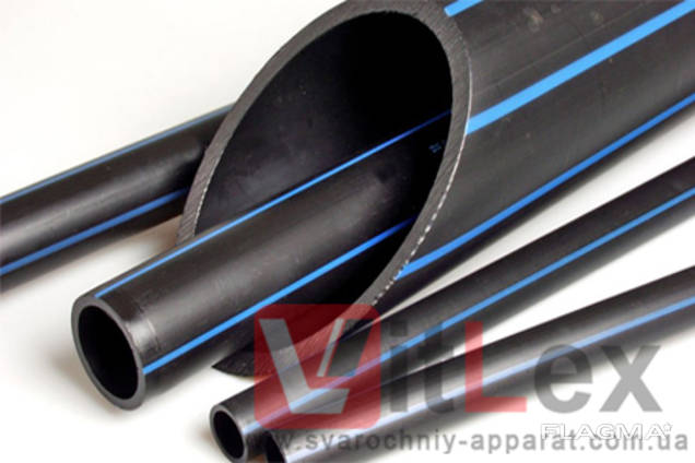 Полиэтиленовая труба ПЭ -100 500 мм SDR 7,4. Трубы ПЭ ПНД