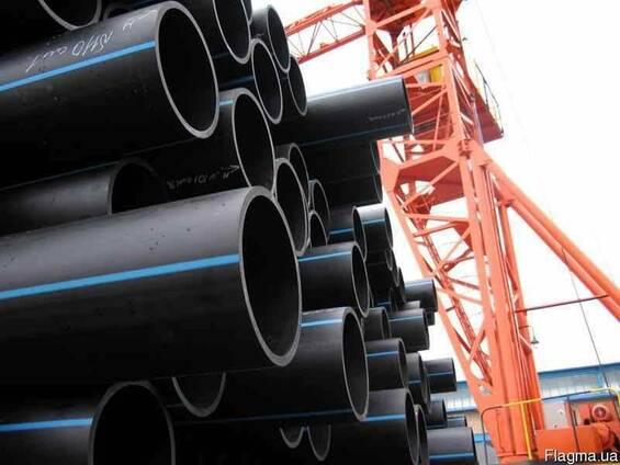 Полиэтиленовые трубы водопроводные ПЭ 100 и ПЭ 80 цена гост