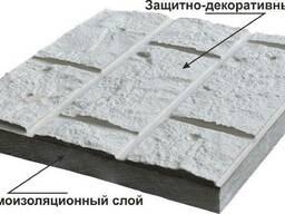 Полифасадные плиты, утепление