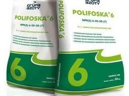 Удобрение Polifoska 6 npk 6-20-30 (s)- 7