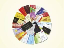 Изготовление визиток, листовок, буклетов по доступной цене