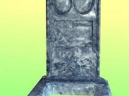Полимербетонные памятники