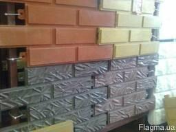 Полимерпесчаная облицовочная плитка