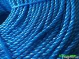 Полипропиленовая веревка Marmara 3 мм, бухта 200 м - фото 2