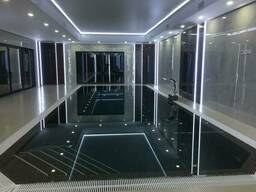 Строительство бассейнов любой формы - 20, 0 x 4, 0 x 1, 5 м. ..