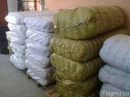 Полипропиленовые мешки для пеллет, брикет, угля, песка