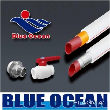 """Полипропиленовые трубы и фитинги """"Blue Ocean"""""""