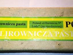 Полировальная паста Р-07-Белая. 638 грамм. (Полирует:Металлы