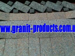Полірована гранітна плитка недорого! Ціна від виробника