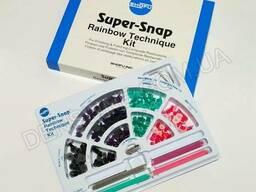 Полировочный набор Super-Snap Rainbow Technique Kit (Shofu)