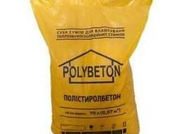 """Полистиролбетон """"Polybeton"""" - сухая бетонная смесь"""