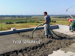 Полистиролбетон (утепление кровли и пола) Киев