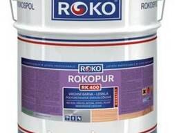 Полиуретановая эмаль Rokopur email RK 400