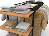 Полки для магазина одежды, торговые - фото 3