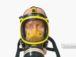 Полнолицевая маска-противогаз ГП9 с химическим фильтром