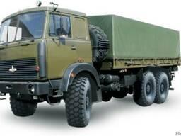 Полноприводный автомобиль МАЗ-6317Х9-412-001