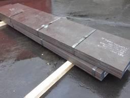 Полоса 50х600х3200 мм ст. 6CrW2Si (аналог ст. 6ХВ2С) цена