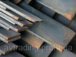 Полоса 130х650х2850 сталь ХВГ