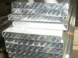 Полоса алюминий 10х40 шина алюминиевая электротехническая. ..