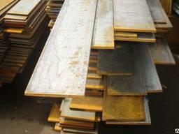 Полоса конструкционная сталь 20 10х500х1750мм порезка достав