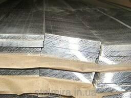 Полоса нержавеющая 20х6мм-80х10мм сталь AISI 304 (08Х18Н10).