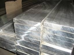 Алюминиевая полоса/шина 120x10 мм марка АД31