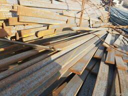 Полоса стальная 20-50х4-10мм