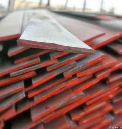 Полоса стальная 30х4 мм мера 6 м в г. Старобельск