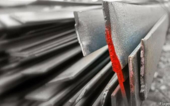 Полоса стальная 50х5 мм мера 6 м в г. Северодонецк