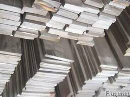 Полоса стальная 6 мм, металлическая на складе