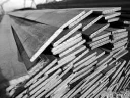 Полоса катанная стальная 3пс 100x10 дл,6м