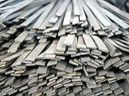 Полоса оцинкованная стальная 40 x 4
