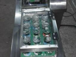 Полоскалка бутылок с ершиками
