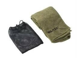 Полотенце Mil-Tec военное Microfibre 80×40 см (Olive)